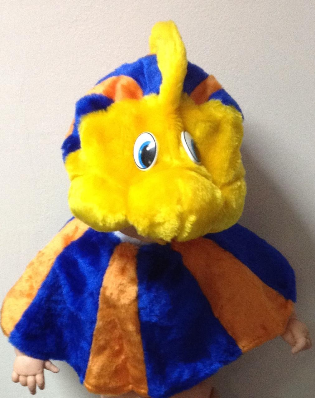 Дитячий костюм Рибки легкий