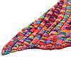 180x90cm красочные пряжи вязание хвост русалки большое одеяло нагреться супер мягкой кровати мешок коврик сна, фото 5