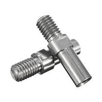 Титановые тормозной цилиндр шпилька винты 8 * 1.25мм для велосипед M8 2pcs, фото 3