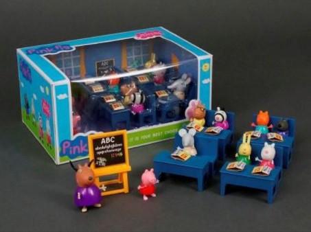Игровой набор Школа свинки Пеппы