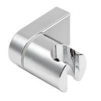 Хром регулируемая душевая головка кронштейн настенный держатель ABS 360 °