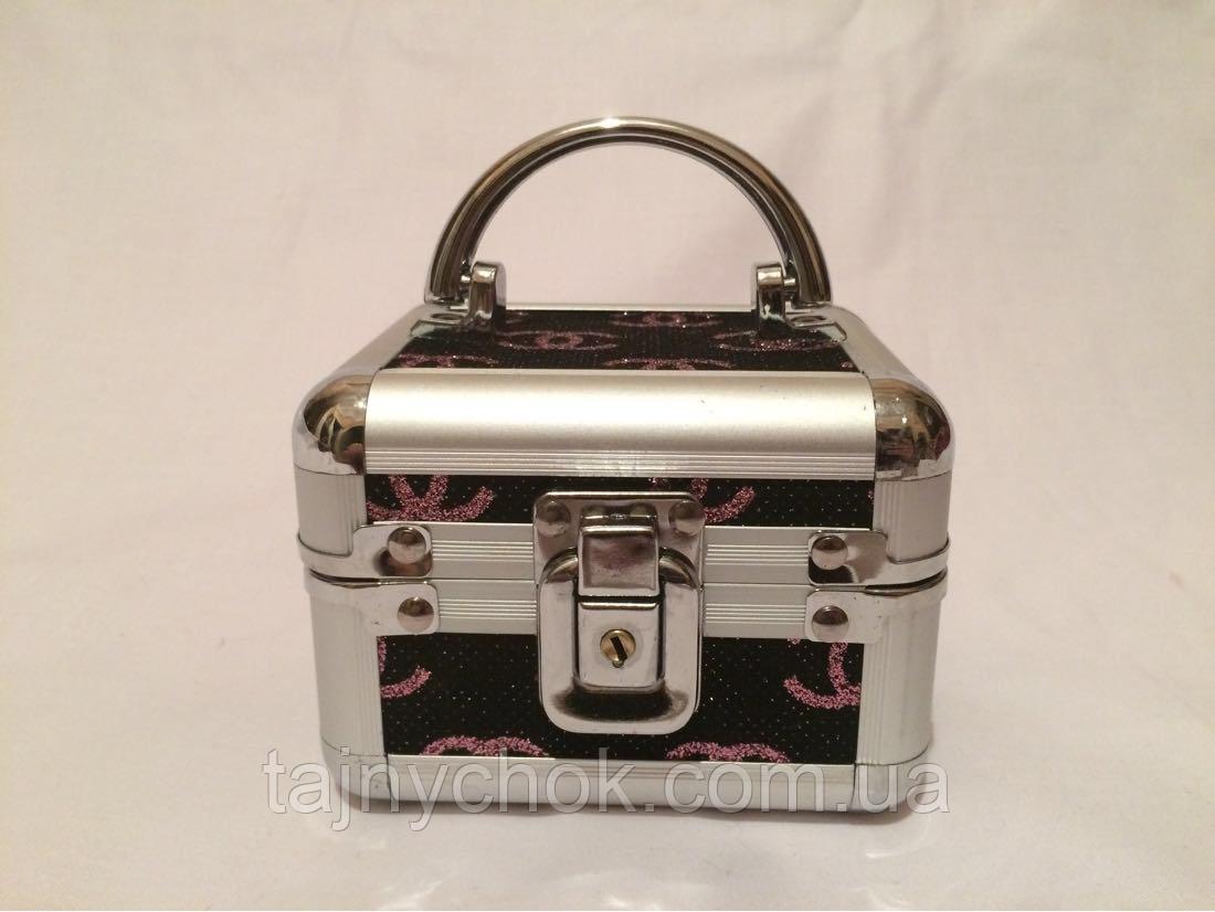 Шкатулка Шанель для бижутерии