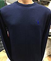 Свитер мужской TAIKO, плотный с вышивкой Поло