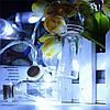 С питанием от батарей 20 LED желая бутылка фея свет шнура Рождество сад свадьба декор, фото 6