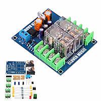 Модуль платы защиты динамик поделок комплект для 7812+UPC1237 12-24 двойного реле HIFI