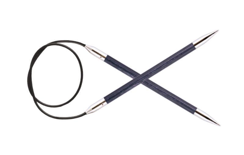 Спицы круговые 60 см Royale KnitPro, 6,50 мм