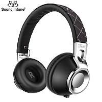 Наушники складные проводные Sound Intone CX-05 Super Bass Black-Silver