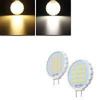 G8 1.3W 16 СМД 2835 LED чистый белый теплый белый керамический материал домашнего освещения лампа AC110V
