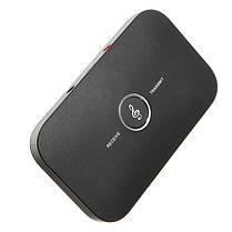 B6 2 в 1 беспроводной Bluetooth стерео аудио музыкальный приемник и передатчик адаптер AUX, фото 3