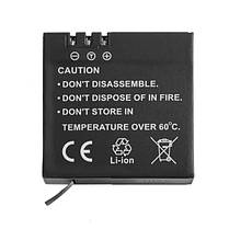 4k батареи 2 штук 1400mAh батареи и двойное зарядное устройство USB для Xiaoyi 4k Xiaomi Yi Kingma, фото 3