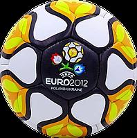 Футбольный мяч EURO-2012 бел./чер.