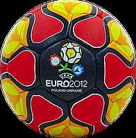 Футбольный мяч EURO-2012 крас./чер.