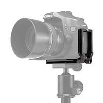 Selens л-м соединительный держатель камеры пластины крепления Фото аксессуар для штатива Ballhead, фото 3