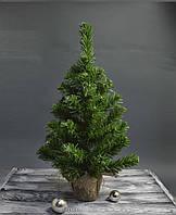 Елка новогодняя в горшочке 45 см