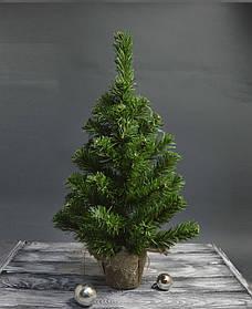 Елка новогодняя в горшочке 55 см