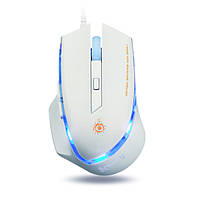 Original Sunsonny SM-8509III 1600DPI Blacklit Photoelectricity Wired Gaming Mouse