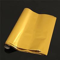 50шт a4 горячего тиснения переноса фольги лазерный принтер ламинирование золото перенесены
