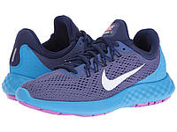 Кроссовки/Кеды (Оригинал) Nike Lunar Skyelux Dark Purple Dust/Loyal Blue/Blue Glow/White