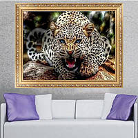 30x40см 5d алмазов картина леопарда вышивки крестом домашний декор