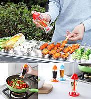 Герметичными спрей инструменты масло соевый соус приправа бутылка уксуса графинчик кухня для приготовления пищи