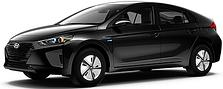 Защиты двигателя на Hyundai Ioniq (c 2016--)
