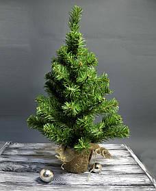 Елка новогодняя в горшочке 65 см