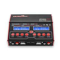 Ultra Power up240ac дуэт 240Вт липо жизнь батареи двойной NiMH баланс зарядное устройство разрядник