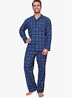 48f620199bbee Пижама фланелевая мужская M L Old Navy мужские пижамы фланель в клетку. Пижама  мужская фланелевая 4XL Key 418 Хлопок. Польша