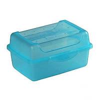 Контейнер для сніданку Click-Box 0,35 л блакитний