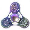 Спиннер металлический Fidget Spinner 10 Градиент для развития мелкой моторики рук