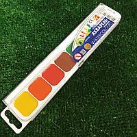 Краски акварельные 8 цветов