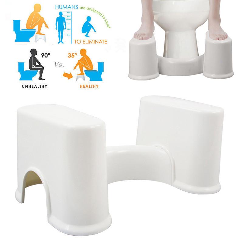 ABS съемный портативный туалет стул предотвратить запор подножие правильное положение для дефекации - ➊TopShop ➠ Товары из Китая с бесплатной доставкой в Украину! в Днепре