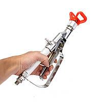 Безвоздушное прямой краска давления опрыскиватель пистолет 3600psi 248bar для GRACO титаном