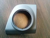 Облицовка правого дефлектора воздуховода на торпеде Chevrolet Aveo ЗАЗ Вида (оригинал, GM)