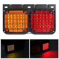 1.5w 12v / 24v LED грузовик задний фонарь тормоза прицепа лампа индикатор универсальный обратный