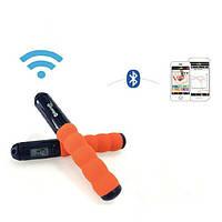 Bluetooth Smart пошаговой записи скакалка студент фитнес беспроводной веревка пропускается