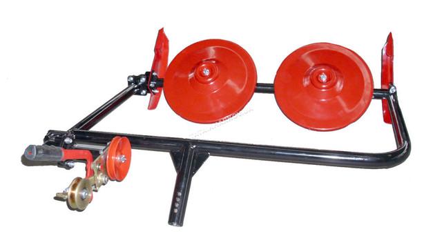Запчасти для роторной косилки Т900