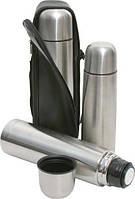 Термос вакуумный 350 мл в чехле FRU-211