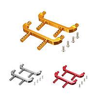 WLtoys модернизации 2pcs поддержки автомобиля металлический корпус навес для A969-b A979-b A979 A969