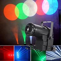 15w LED DMX этап свет партии DJ-бар диско прожектор AC90-240V