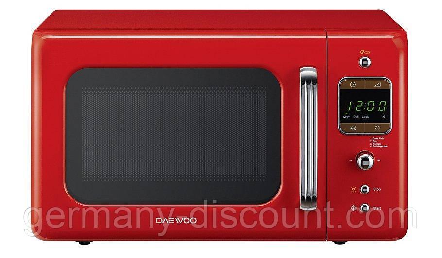 Ретро микроволновая печь Daewoo 20 л (Англия)