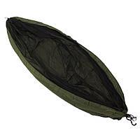 На открытом воздухе портативный кемпинг гамак качели висит спальная кровать с москитной сеткой