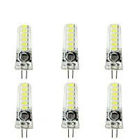 LED Початка AC / DC 12v чистый белый теплый белый свет люстры заменить галоген G4 лампы лампы G4 гх мини