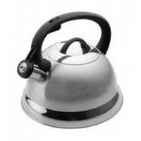 Чайник с нержавеющей стали со свистком многослойное дно 2.5 л FRU-1611