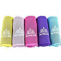 Aonijie охлаждение спорт полотенце лед полотенце фитнес работает артефакт мягкий абсорбировать пот быстро сухой