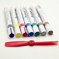 Lantian DIY Маркер красочные краски чернил Ручка рисунка для FPV беспилотного гонщика 9 цвета 1TopShop