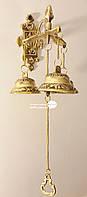 Колокольчики дверные бронзовые 29х12х12см (4410)
