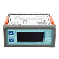 WK-010 220v цифровой ЖК-дисплей температуры переключатель регулятор температуры термостат охладителя морепродуктами торт шкафа коробки комме