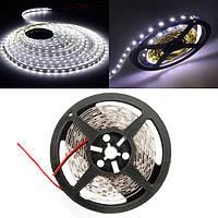 5M SMD5050 холодный белый 300 LED гибкий свет полосы ленты лампа декор освещение DC12V
