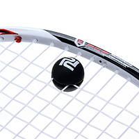 Округлость теннисные ракетки сквош вибрации кремния ракетки для бадминтона демпферы